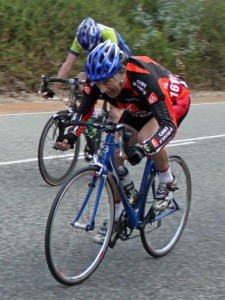 Ken Portman wins all four sprints to take overall victory in E grade